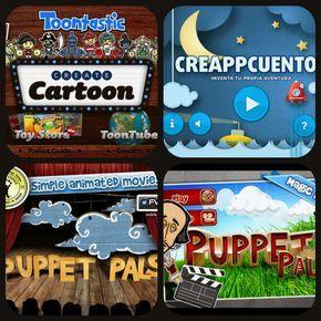 Apps para crear cuentos animados