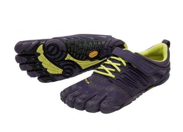 Vibram Five Fingers, le leader incontestable de la chaussure à doigts de pied a spécialement développé le modèle V-Train pour les activités de fitness, musculation, crossfit ou arts martiaux. #5doigts #Vibram #FiveFIngers #Barefoot #Fitness #Chaussuresminimalistes