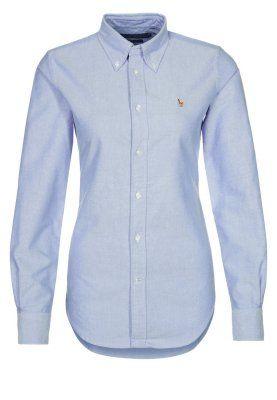 Ralph Lauren Blue Label MEGAN - Skjortebluser - blå - Zalando.dk