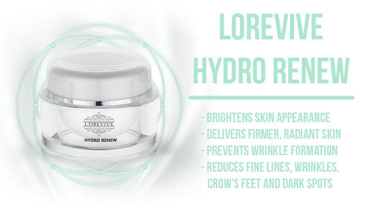 Lorevive Hydro Renew Review: Anti-Aging Formula that Works