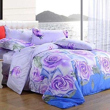 Dekbedovertrek Sets - Polyester - Full-size (200 x 230cm) – EUR € 38.99