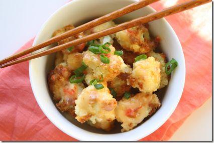 Bang Bang Cauliflower - OMG, can't wait to make this!!