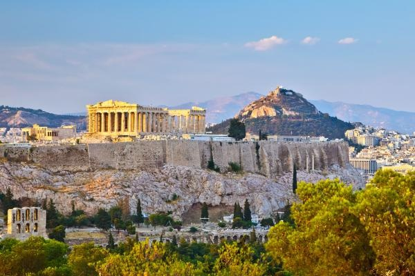 Greece Athens City