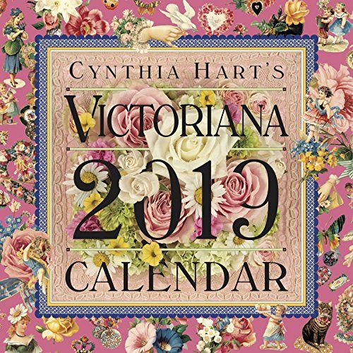 Cynthia Hart's Victoriana 2019 Calendar - It's a jubilee! 30 years of VICTORIANA, the 4.4 million copy?selling classic calendar that celebrates the Victorian values and traditions that continue to inspire: family, holidays, and the home. Artist Cynthia Hart's intricate Victorian collages feel like treasures or heirlooms found in an attic...