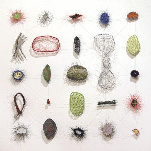 Marian Bijlenga (fibre and basketry)