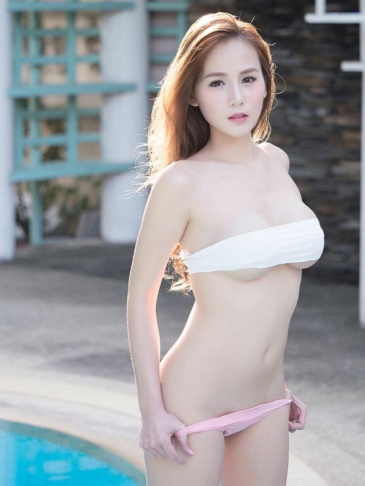 Cute Thai Girls Di 2019  Wanita Cantik Dan Wanita-3297