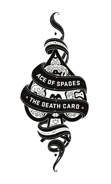 Ace Of Spades...this would make a cool tatoo