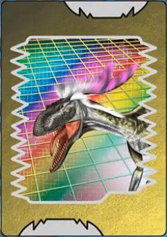 Image - 25Deinonychus.png - Dinosaur King: Cards Colleccion Wiki ...