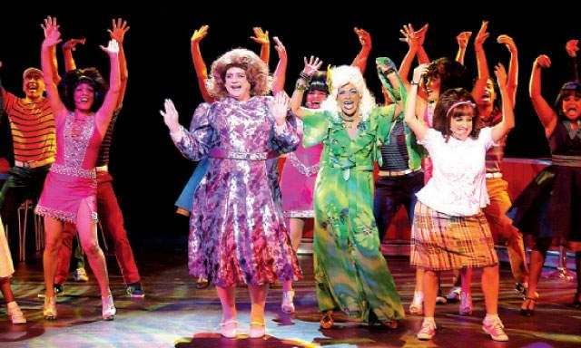 Hairspray - Teatro Peruano Japonés - Lima (2012)