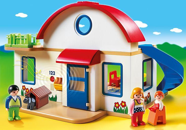 Maison de campagne - 6784 - PLAYMOBIL® France