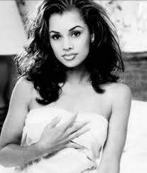 VANESSA WILLIAMS  USA...has the distinction of being the first black miss america...had to give up her crown when nude photos of her were published by penthouse magazine... a few years later successfully relaunched herself as a multi talented entertainer.