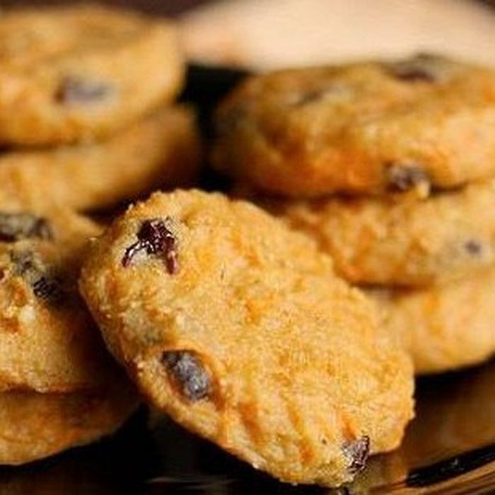 вкусное и полезное домашнее овсяно-творожное печенье