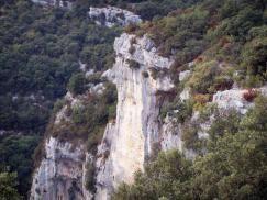 Les Concluses de Lussan - Tourisme dans le Gard