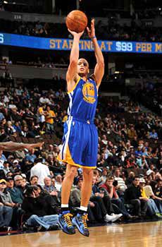 Stephen Curry Shooting Form – The Secret to Becoming A Great Shooter