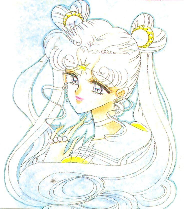 original Artwork by Naoko Takeuchi