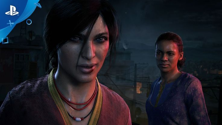 UNCHARTED: The Lost Legacy - PlayStation Experience 2016: Announce Trail...