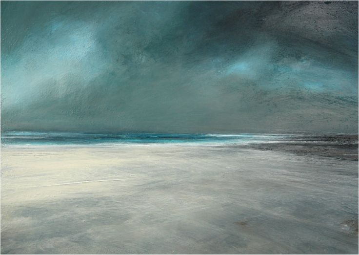 I love Ruth Brownlee's paintings.