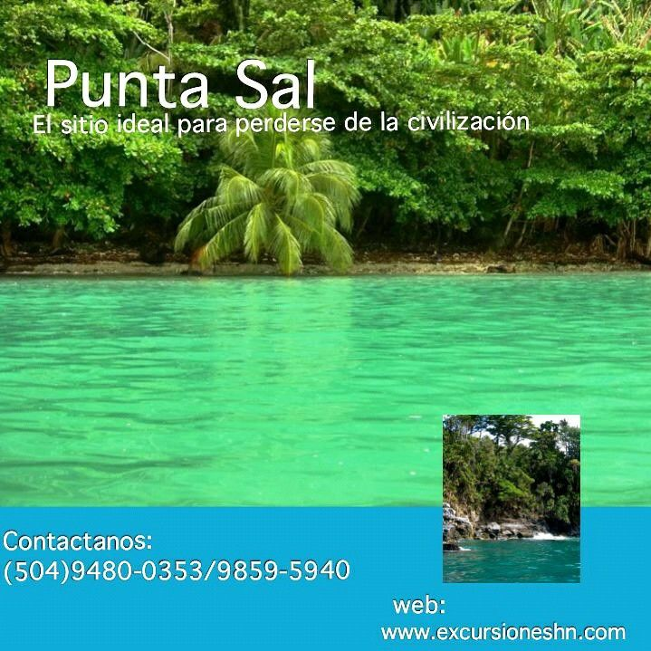 Este primero de mayo en honor al día internacional del trabajador, celebraremos con divertido tour a Punta Sal  Costo por persona $29 Reserve ahora y pague el día de la gira personalmente  Contacto(504) 9480-0353 www.excursioneshn.com