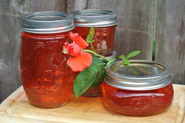 šípkový léčivý med