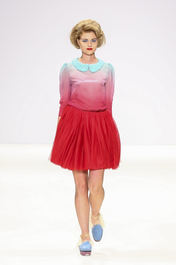 Fam Irvoll SS13. Images by Debbie Bragg