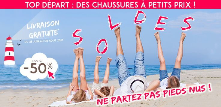 SOLDES 2017 : Venez trouver votre paire de chaussures coup de coeur ! #soldes #chaussuresonline #chaussures #shoes #summer #mode #style #look #lookbook #sneakers #puma #enfant #femme #homme #bebe #bottes #sales #promo #boots #blogger #blog