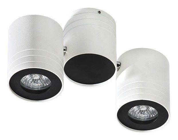 Lampa LALO 2 WH/BK by AZzardo