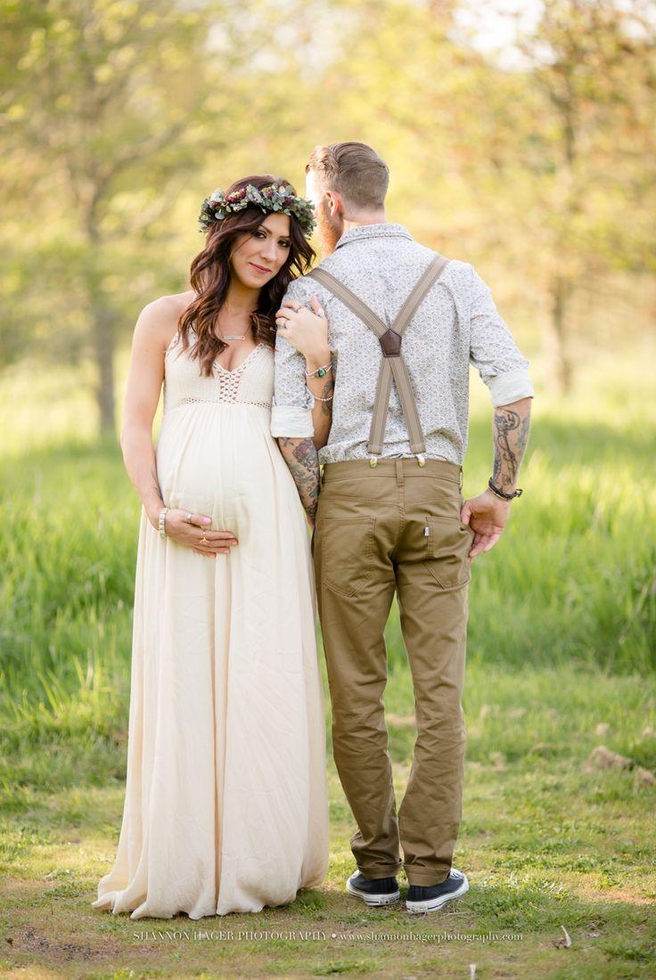 portland maternity photographer, boho maternity outdoor