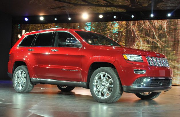 The 2014 Jeep Cherokee will be offered in a Diesel!