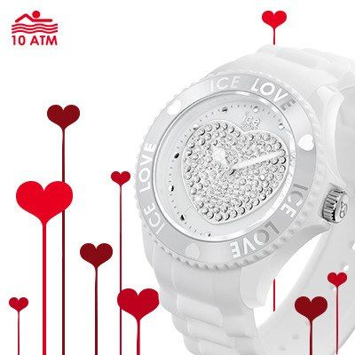 Love Ice Watches