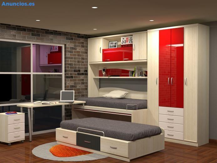 muebles parch s camas y literas abatibles convertibles
