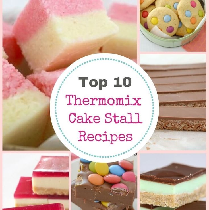 We all remember the good old fetes and cake stalls from our own childhood… but now we've updated the BEST recipes – and made them Thermomix-friendly. So here goes… 10 ... Read More