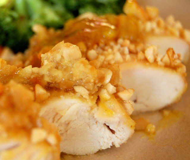 Fast, 5-star Chicken Breast Recipes with 5 Ingredients or Fewer - Cashew Crusted Chicken