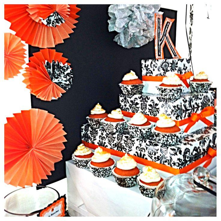 Prom Dinner Party Ideas Part - 44: Prom Table. Dessert BarsDessert TablesDinner IdeasSweet ...