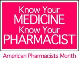Celebrating National Pharmacy Technician Day & American Pharmacists Month 2012 - 11-Oct-12: Pharmacy Technician article: contact Jennifer O'Reilly