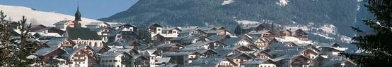 Fiss, Pfarrkirche Hl. Johannes der Täufer (Landeck) Tirol AUT