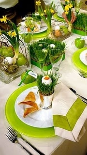 How to grown your own Wheatgrass... great for easter
