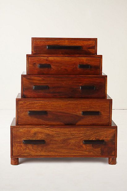 Brigitta Dresser. I like this not only because it looks very art deco, but also because of the name ;)