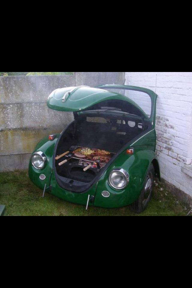 Car BBQ 15 best BBQ cars images