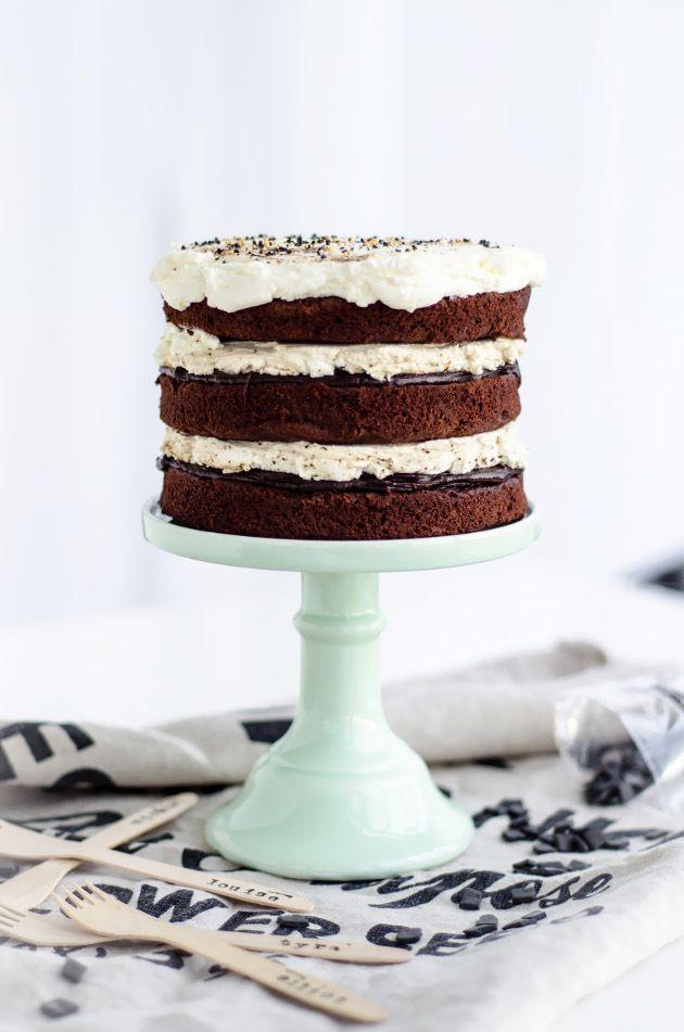 Chocolate and Licorice Cake (Choklad- och Lakritstårta)