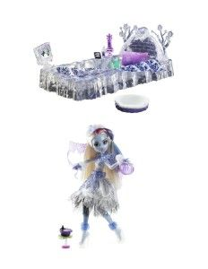 Monster High Abbey – Abbey's Ice Bed Playset