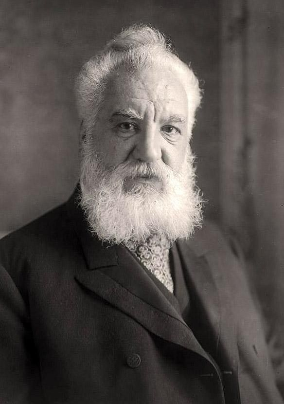 Alexander Graham Bell                                              Inventor of the telephone, Scientist, Engineer