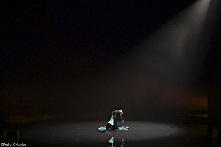 El Amor Brujo by Manuel de Falla Choreography:  Victor Ullate Musical Director: Josep Vicent  Cantaora:  Estrella Morente Bailaor: Rubén Olmos lighting and stage design:  Paco Azorín Teatro Real in Madrid, 2015 Photo: Pedro CHamizo