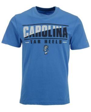 Colosseum Men's North Carolina Tar Heels Two Face T-Shirt - Blue XXL