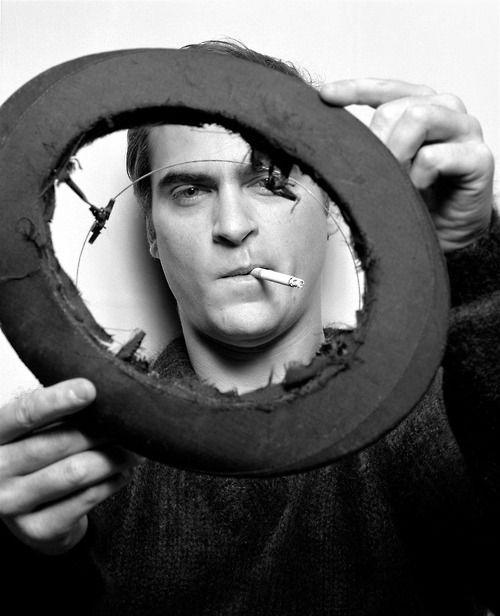 Joaquin Phoenix, por Craig McDean, 2005