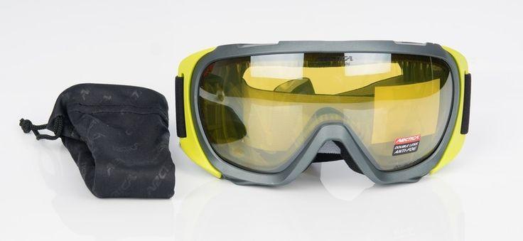 Arctica G-96 D síszemüveg    Sisak kompatibilis! Klasszikus forma!    Az Arctica G-96 D síszemüveg lencséje polikarbonátból készült. Könnyű, vékony, tartós és ütésálló. A sí- és...