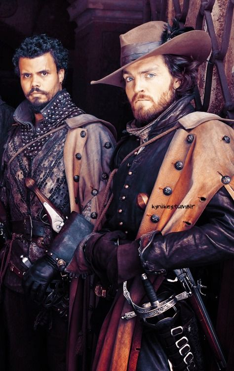 The Musketeers - Series II photos via imagebam: 2x03 *Spoilers* (crop and colour edit)