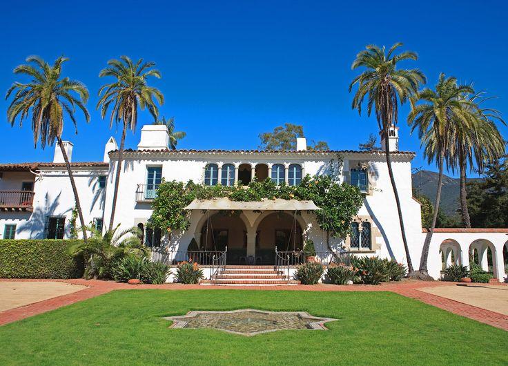 65 best images about santa barbara architecture on pinterest santa barbara county the area - Residence de luxe montecito santa barbara ...