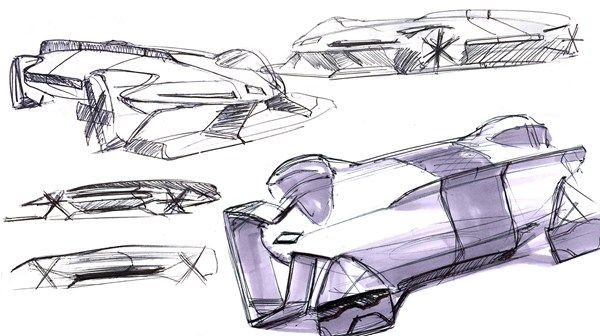 Renault Roborace - Car Design News