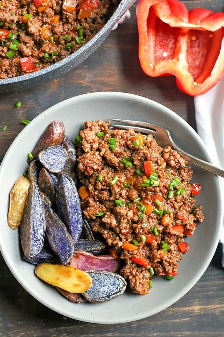 These Sloppy Joes are Paleo & Whole30 approved, with so much more flavor than you'll get from the can and can be made in…