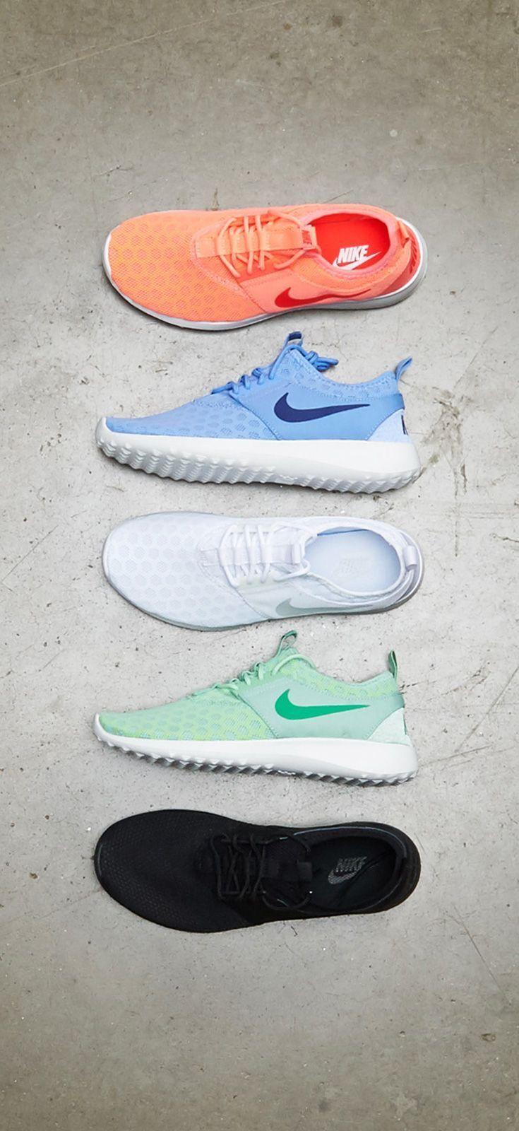 Pastel Nike.